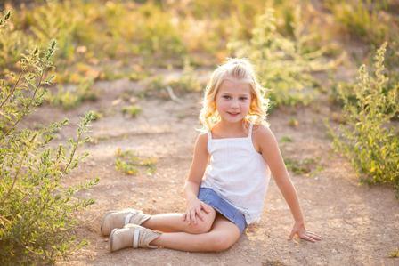 Addelyn S. - Age: 6