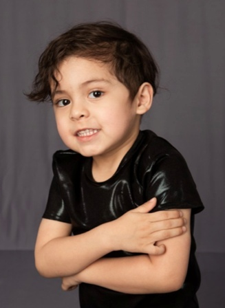 Ahmir O. - Age: 4