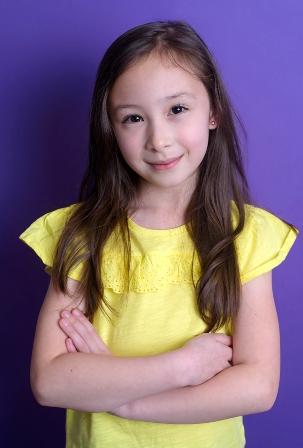 Alexi G. - Age: 9