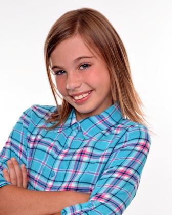 Alexis L. - Age: 13