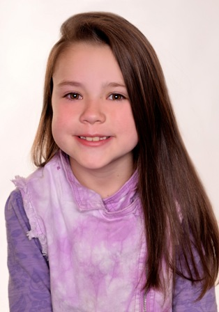 Annamarie C.  - Age: 11