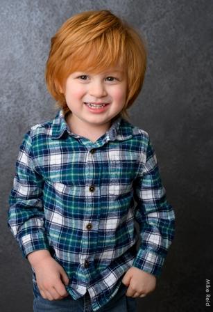 Anson O. - Age: 5