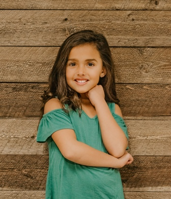 Ariana A. - Age: 6