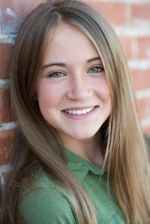 Arianna L.  - Age: 14