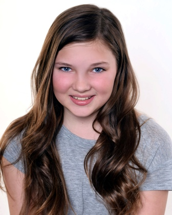 Audrey C. - Age: 13
