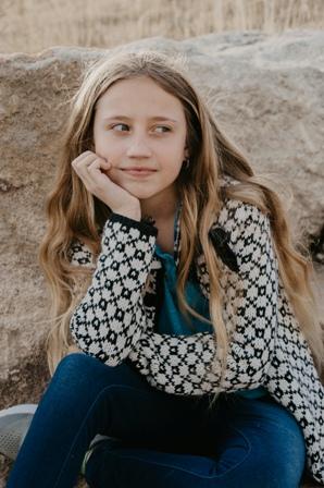 Avery G. - Age: 10