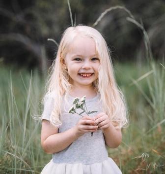 Avery P. - Age: 4