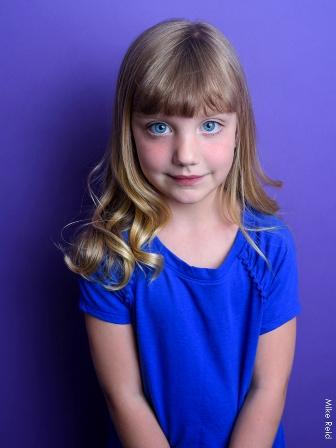 Casey J. - Age: 8