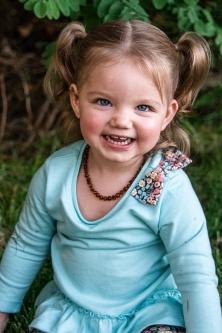 Chloe T. - Age: 2