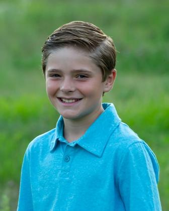 Colton B. - Age: 12