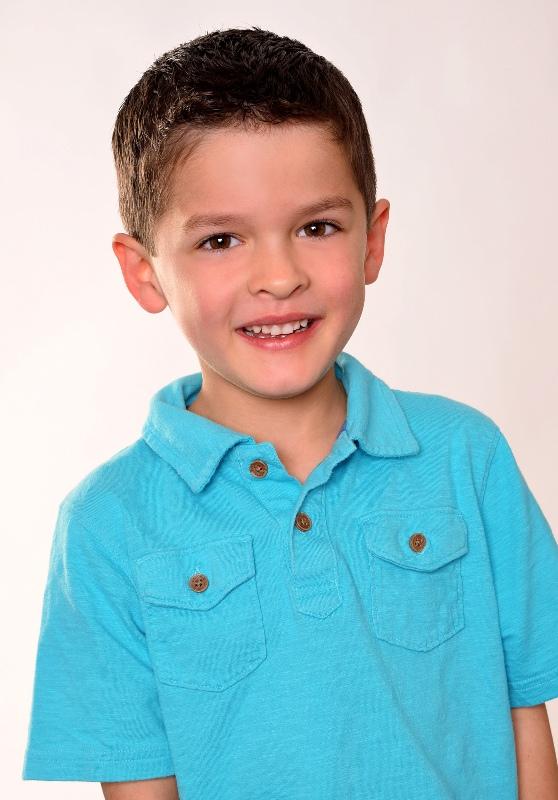 Connor S. - Age: 9