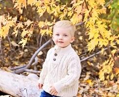 Cooper R.  - Age: 2