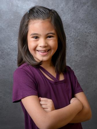 Elyse V. - Age: 9