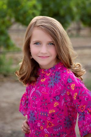 Emily W. - Age: 6