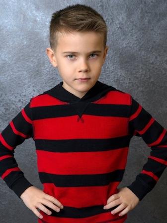Gray L. - Age: 10
