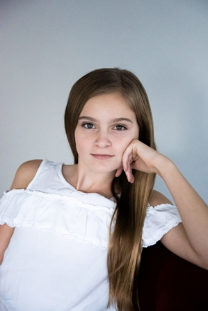 Hannah C. - Age: 11