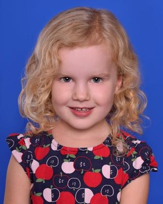 Kalena B. - Age: 8