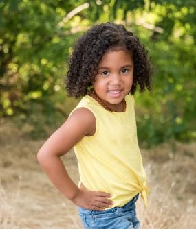 Leila B. - Age: 4