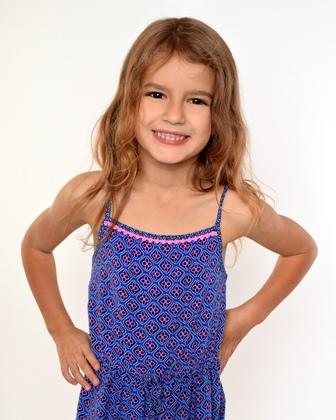 Lila J. - Age: 8