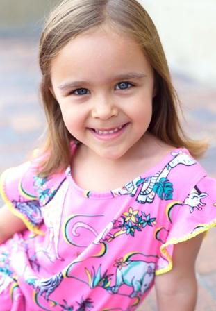 Mae T. - Age: 6