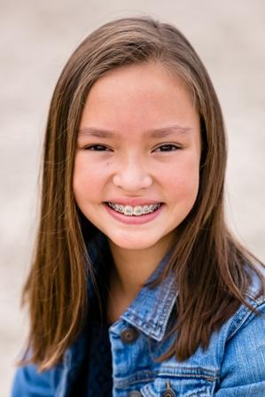 Maiya N. - Age: 11