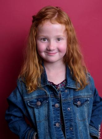 Matilda G. - Age: 8