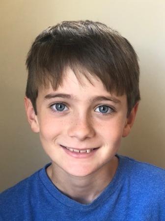 Milo L.  - Age: 11
