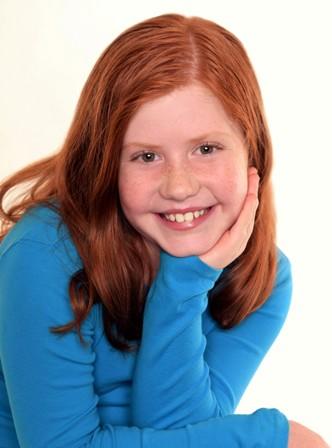 Morgan H. - Age: 12