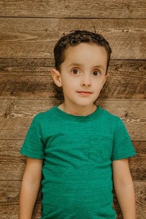 Nico A. - Age: 4