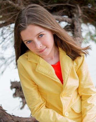 Quinn C. - Age: 14