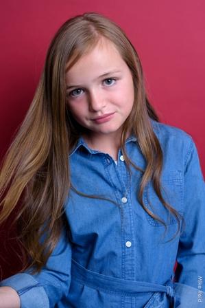 Sloan H. - Age: 11