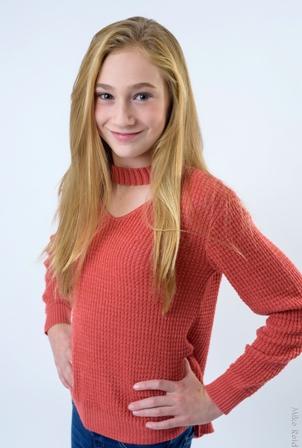 Sophy M. - Age: 14