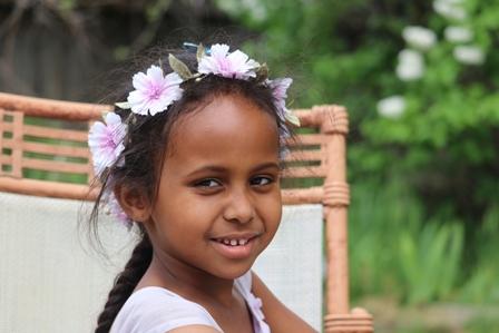 Tamira K. - Age: 6