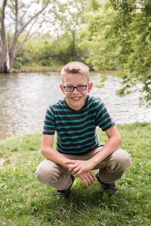 Toby O. - Age: 11
