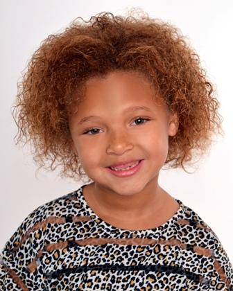 Abigail G. - Age: 9