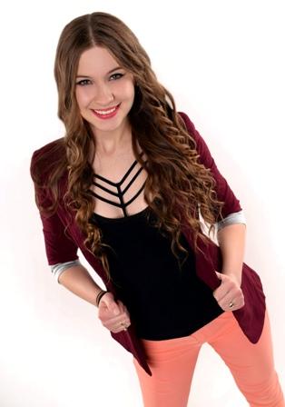 Allison J. - Age: 16