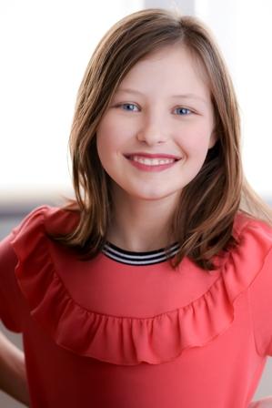 Bridgette J. - Age: 11