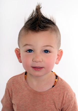 Carson L. - Age: 5