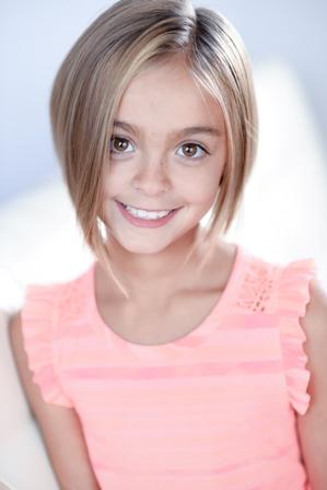Kaelyn F. - Age: 9