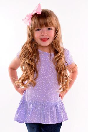 Kaylee I. - Age: 8