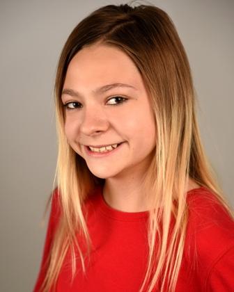 Lilliauna A. - Age: 14