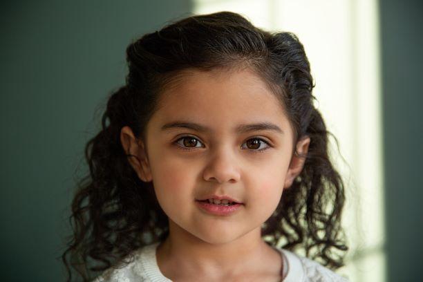 Maite M. - Age: 5