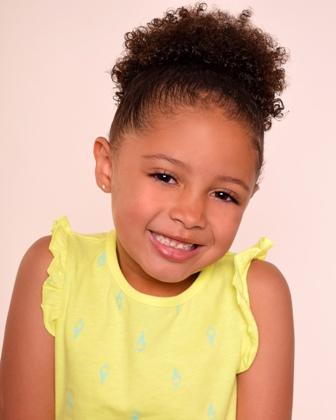 Mila L. - Age: 8