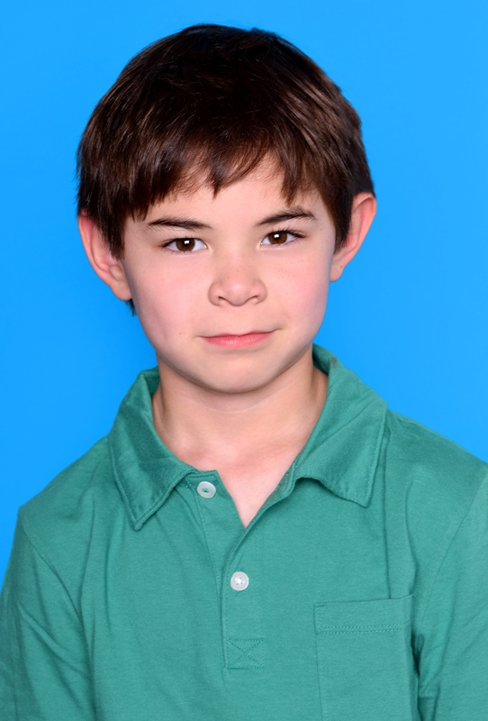 Theo B. - Age: 11