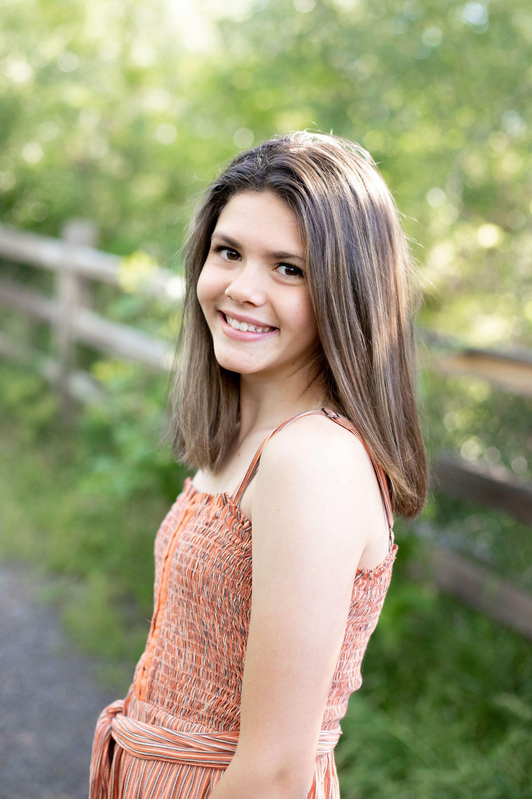Sarah B. - Age: 11